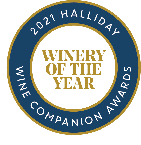 WINERY OF THE YEAR embellish