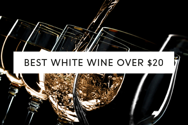 best white wines over $20