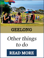 Other things to do in and around Geelong