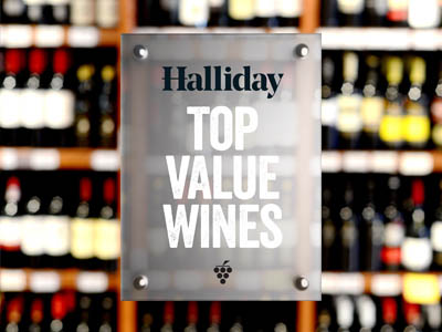 Halliday Top Value Wines